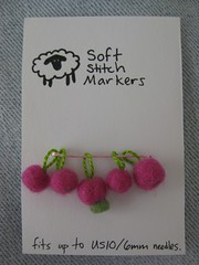 Soft Stitch Markers