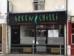 Picture of Green Chilli, W6 0RA