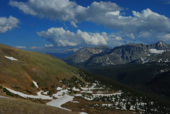What A View (RichGreenePhotography.com) Tags: travel summer sky mountains nature clouds landscape nationalpark colorado wildlife rmnp tundra rockymountainnationalpark trailridgeroad 8143 colorfulcolorado nikond80 richgreenephotography