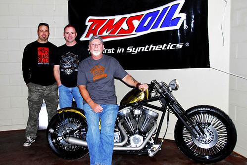 Part 3: 2010 Win a Brass Balls Bobber Motorcycle