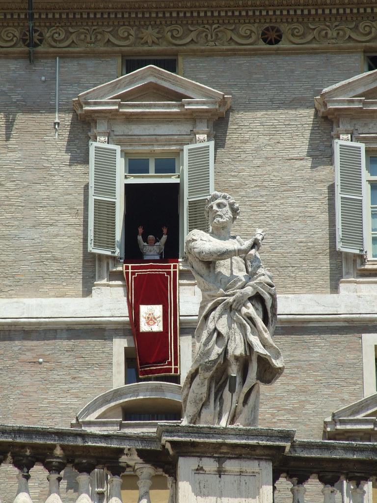 Thumb Barack Obama y el Papa Benedicto XVI se reúnen por primera vez