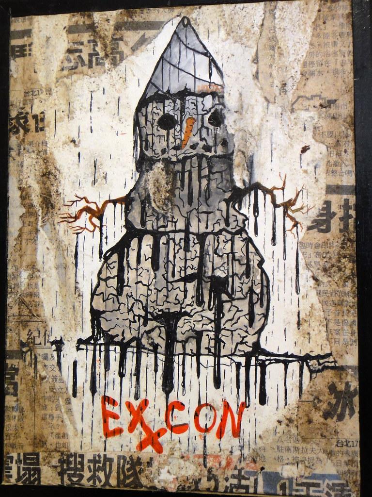 """ExxOn Snowman"" by Greg Haberny"