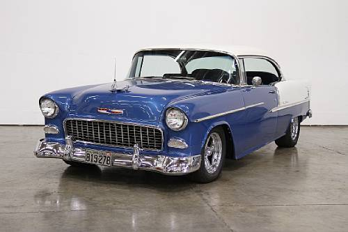 1955 Chevrolet Bel Air Coupe Resto