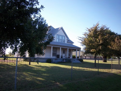J.H. Meurer Home, Scotland, Texas by fables98
