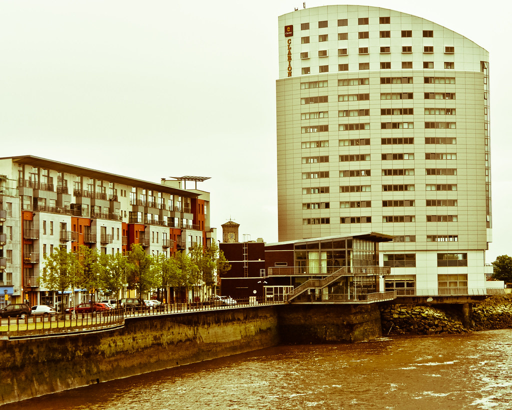 Limerick City - The Clarion Hotel