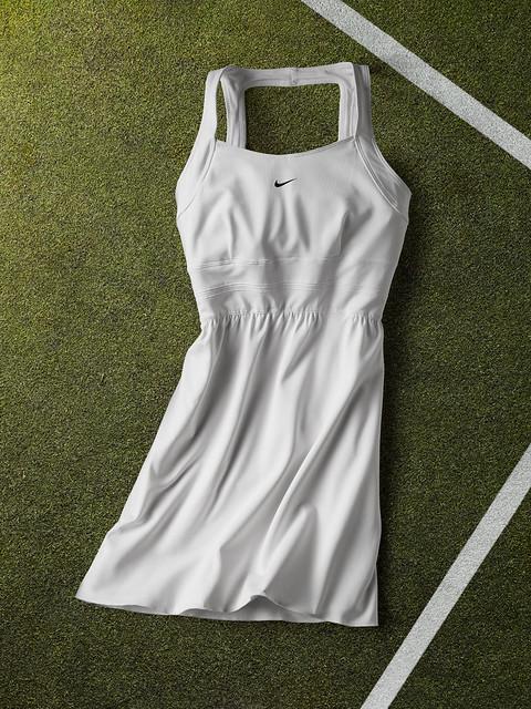 Wimbledon 2011: Victoria Azarenka Nike Dress