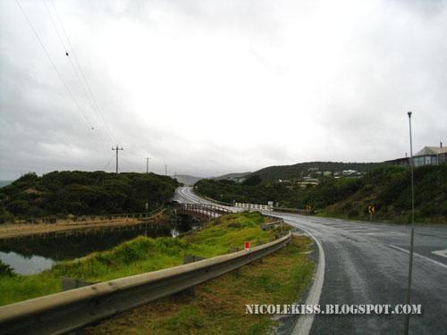 bridge ahead