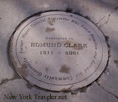 Edmund Clark Memorial