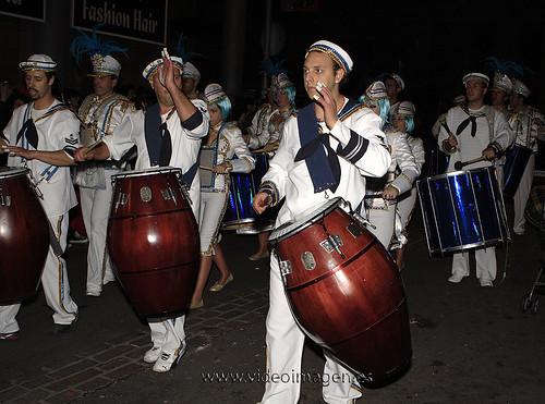 CABALGATA CARNAVAL SANTA CRUZ DE TENERIFE 2009