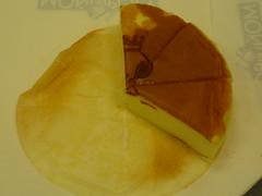 スヌーピーのチーズケーキ