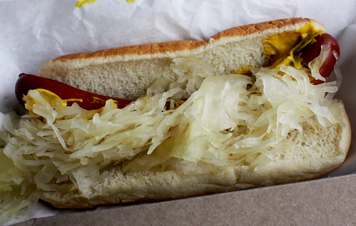 Carney's New Yorker Hot Dog