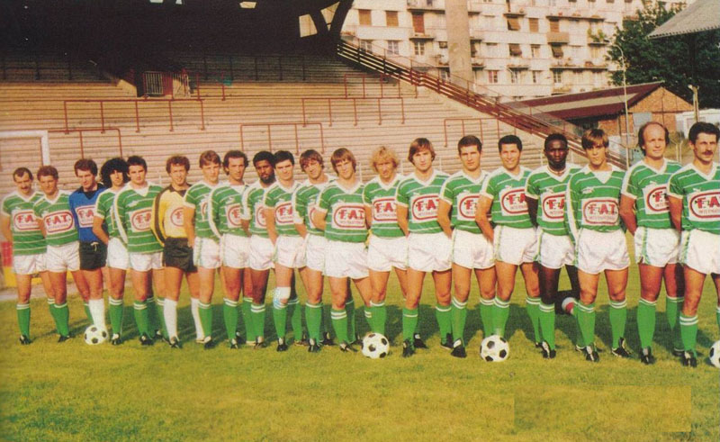red star 1983-84