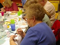 2005 MBC Women's Glazing Party -50 (Douglas Coulter) Tags: 2005 mbc mortonbiblechurch glazingparty