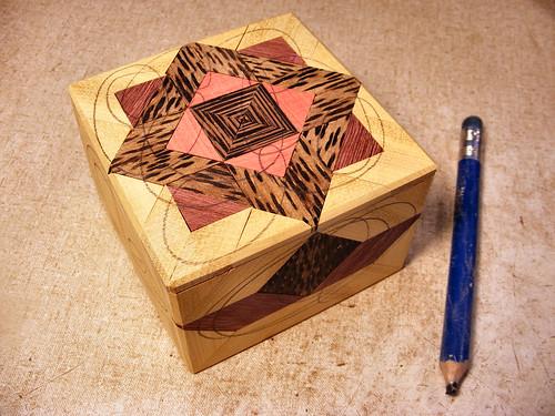 Making a Tiny Sq Box #26