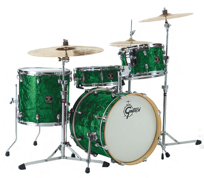 Gretsch Catalina Club Jazz - Green