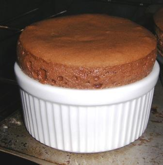 Chocolate Souffle - Joy of Cooking