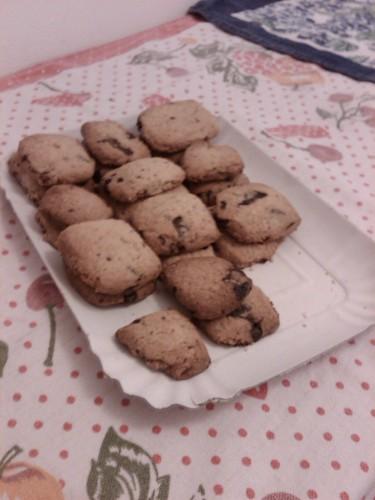 Biscotti di Elisabetta al cioccolato