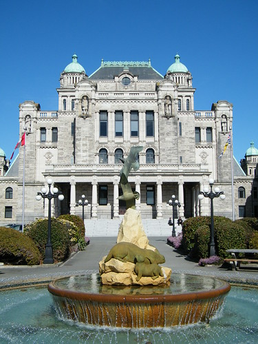 B.C legislature