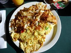 #5 - Vegetarian Omelet