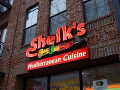 Sheik's
