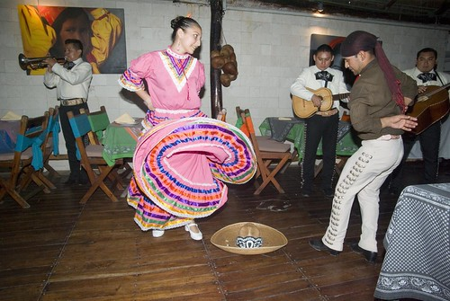 how to dance mexican banda