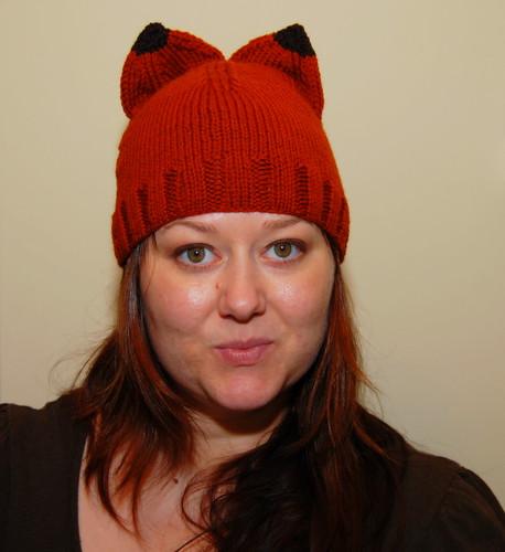 Day 71 (71/365.2) Foxy Lady