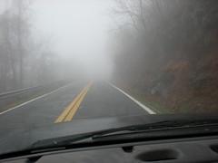 1-Hwy60 in the Fog