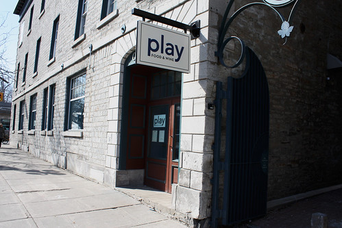 Play Food & Wine, Ottawa