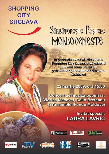 22 Martie 2009 » Sărbătoreşte Paştele Moldoveneşte