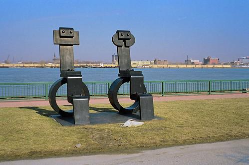 Windsor, Sculpture Garden