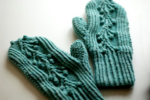 minty's merion mitts