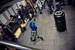 Subway Series # 3 (AZY_NYC) Tags: nyc lightroom aplusphoto canonxsi