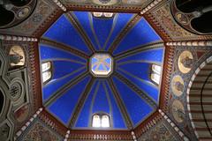Cupola stellata - Starry dome (Bluesky71) Tags: italy italia cupola tp cremona pieve soncino flickraward bellitalia greatshotss pievesantamariaassunta