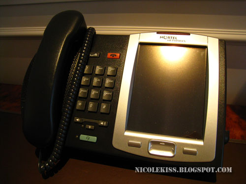 cool hotel phone