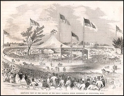 National Horse Exhibition at Springfield, Massachusetts