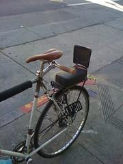 valencia bike random seat