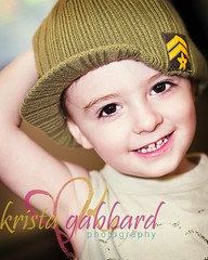 xan green hat 1 (Krista Gabbard) Tags: boy baby green smile fun army toddler posing camo theme