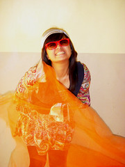 Camille (rjsantos) Tags: wild orange color girl fashion cool nikon rj free fresh santos lee boho ust camille bohemian d90 cfad chupungco 1ad1