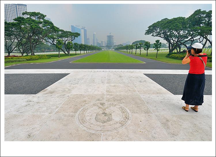 American WW2 memorial park 2