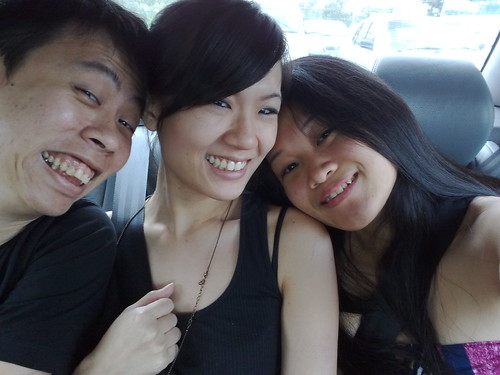 KY, Amanda and me