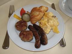 Frhstcksbuffet im Mercure Berlin Tempelhof Airport 1 (multipel_bleiben) Tags: essen gastronomie frhstck