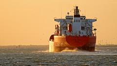 Bow Cecil (Shadow Hunter) Tags: nikon ship 300mm bow nikkor f4 tanker afs cecil 300mmf4d