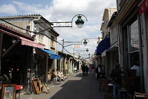 Le marché Biron est un marché haut de gamme, avec une urbanisation conséquente, très loin de lanarchie de Vernaison