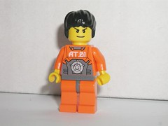 The Chief (Hewkii9) Tags: lego chief eight twelve battlestar galactica colonies starbuck baltar kobol aerelon capriica