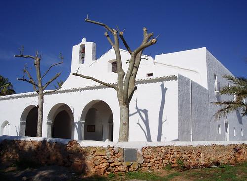Iglesia de San Carlos.