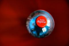 Swiss Alpina (dongga BS) Tags: water photoshop bottle wasser alpina coop tamron flasche hdr photomatix eos400d swissalpina