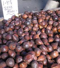Snake-skin fruit
