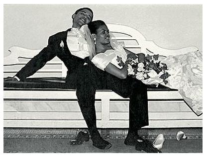Miechelle & Barack