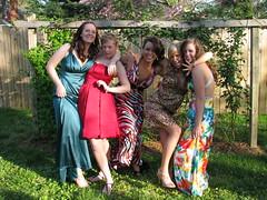 Nicole's Senior Prom