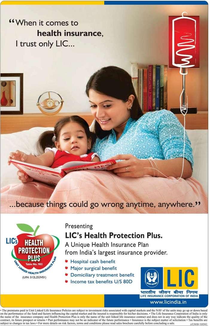 LIC: Health Protection Plus Details